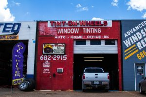 McAllen TX Window Tint
