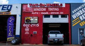 McAllen TX Window Tint