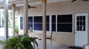 Solar Screens For Your Patio